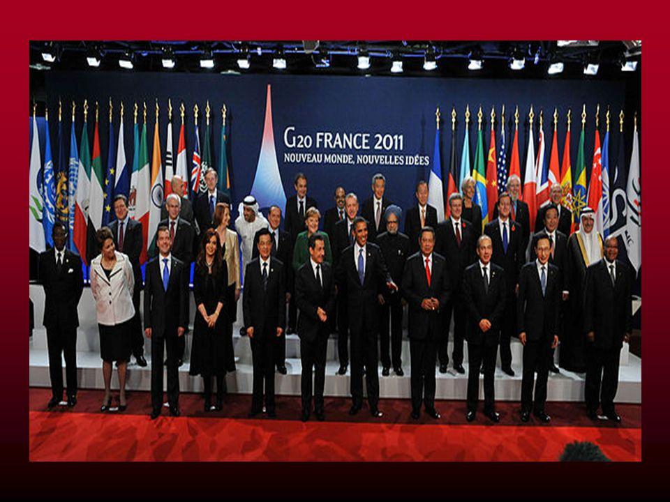 Η ανάδειξη της G20 σε κύριο διεθνές φόρουμ, έπειτα από την παγκόσμια χρηματοπιστωτική κρίση, αποσκοπεί στην διαχείριση της παγκόσμιας οικονομίας και αναγνωρίζει την αναγκαιότητα της συμμετοχής των αναπτυσσόμενων χωρών στις μελλοντικές αποφάσεις για την διεθνή οικονομία, ενώ ταυτόχρονα λειτουργεί και ως μια ένδειξη για τη συνεργασία Βορρά-Νότου