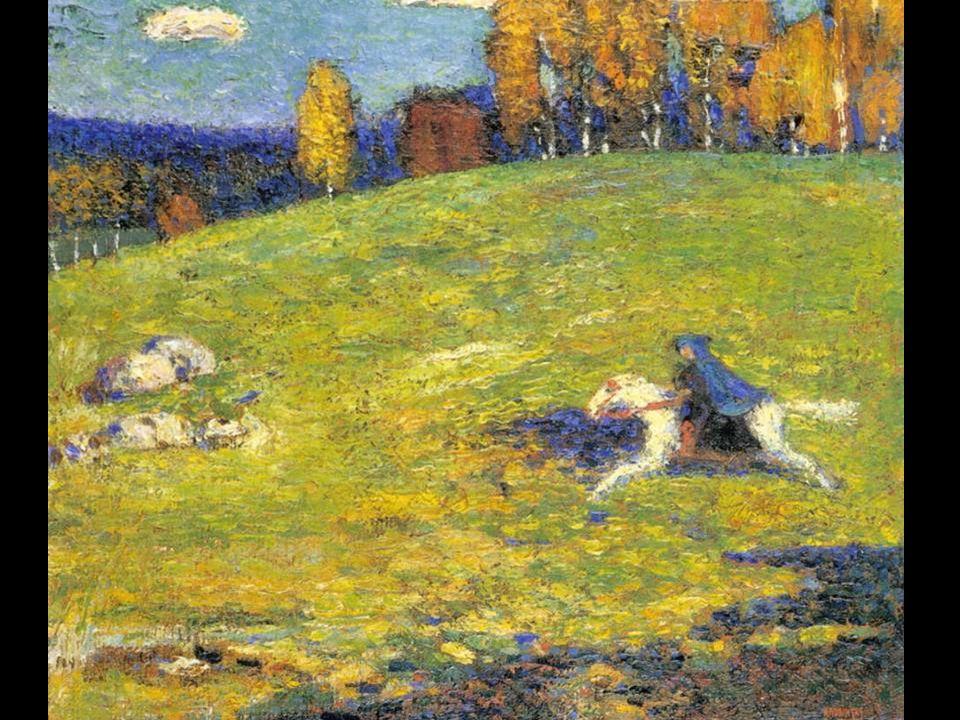1906: Παρέμεινε στο Παρίσι οπου εξέθεσε στο σαλόνι των ανεξαρτήτων και το φθινοπωρινό σαλόνι 1908: Εγκαταστάθηκε στο Μπουρνάου οπου το 1909 γεννήθηκε η ιδέα της Νέας Ένωσης Καλλιτεχνών (Neue Künstlerveinigung) 1910: Ζωγραφίζει την Πρώτη αφηρημένη υδατογραφία