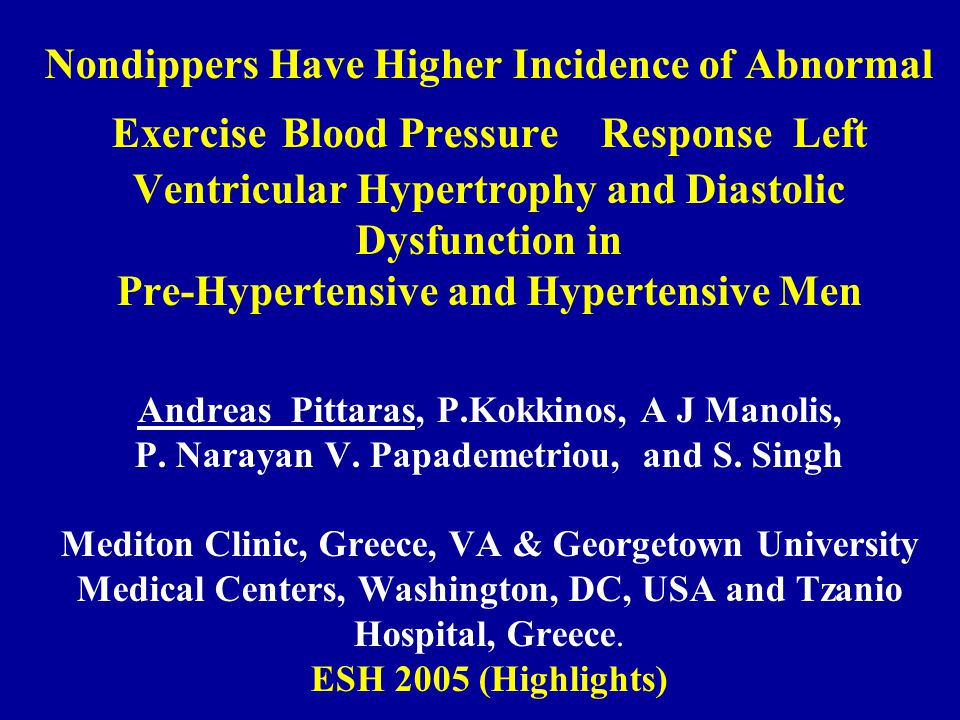 Conclusions: The prevalence of LVH is 54.5% in pre-hypertensive women.
