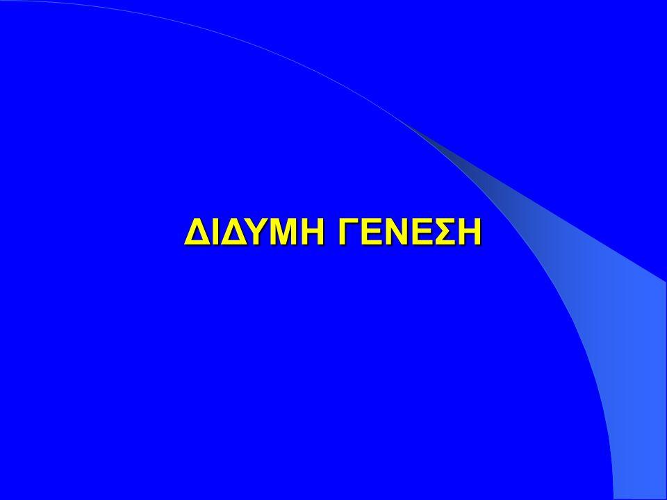 Insert your logo here ΔΙΔΥΜΗ ΓΕΝΕΣΗ