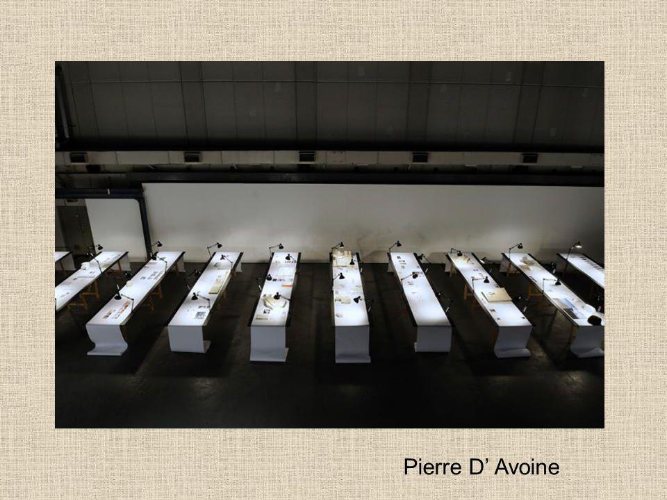 Pierre D' Avoine