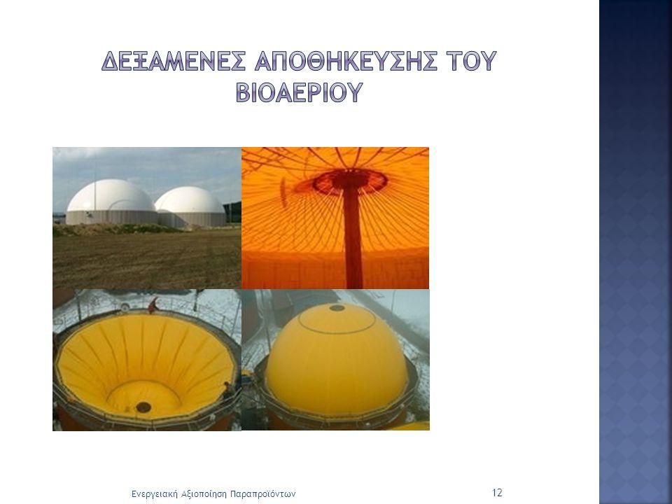 Ενεργειακή Αξιοποίηση Παραπροϊόντων 12