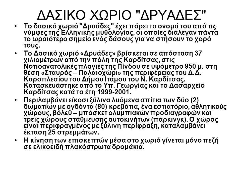ΔΑΣΙΚΟ ΧΩΡΙΟ