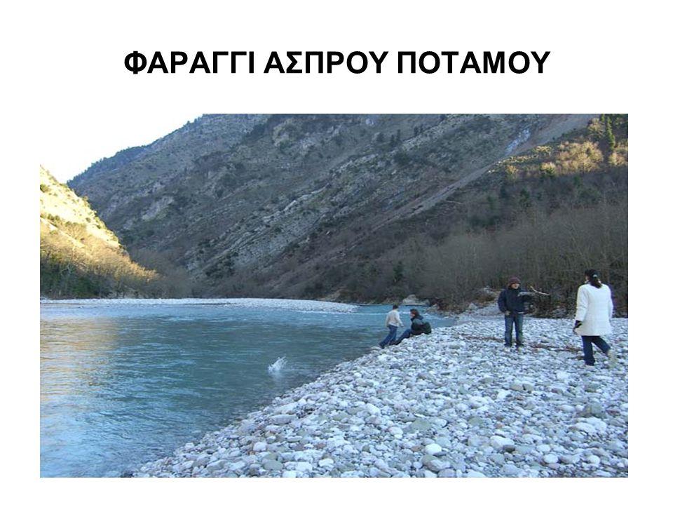 ΦΑΡΑΓΓΙ ΑΣΠΡΟΥ ΠΟΤΑΜΟΥ