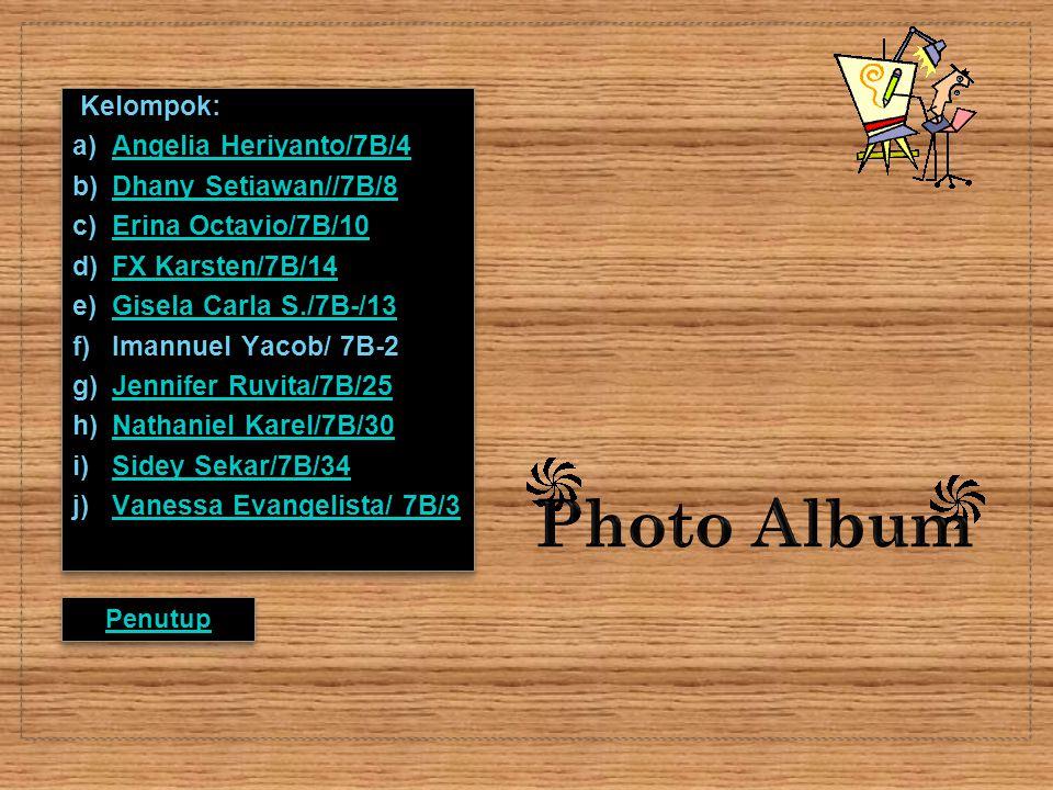  Nama Lengkap: Sidey Sekar  TTL: Jakarta, 8 Juni 1999  Alamat: Jl.