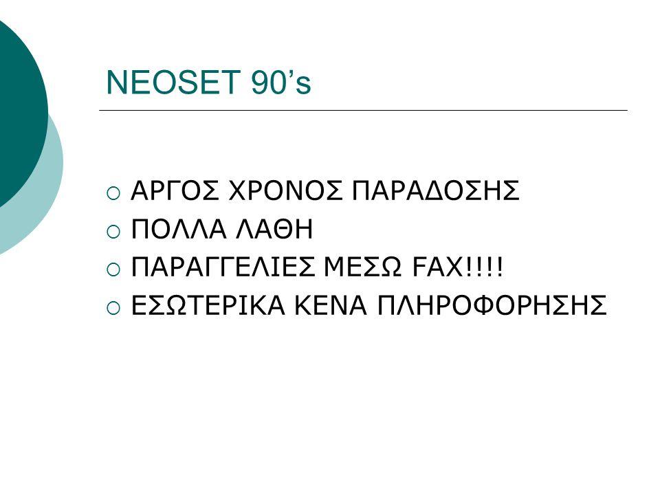 NEOSET 90's  ΠΑΛΑΙΟΛΙΘΙΚΗ ΕΠΟΧΗ  ΤΗΛΕΦΩΝΟ  ΥΠΟΛΟΓΙΣΤΗΣ ΜΙΑ ΑΓΝΩΣΤΗ ΛΕΞΗ