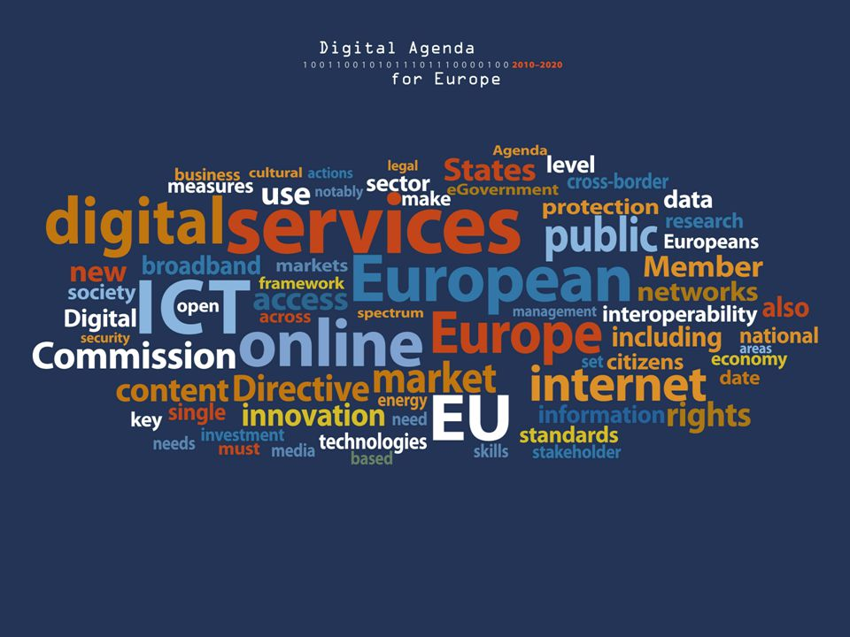 Στρατηγική «Ευρώπη 2020» ICT - θέσεις εργασίας - οικονομική ανάπτυξη - καθημερινότητα