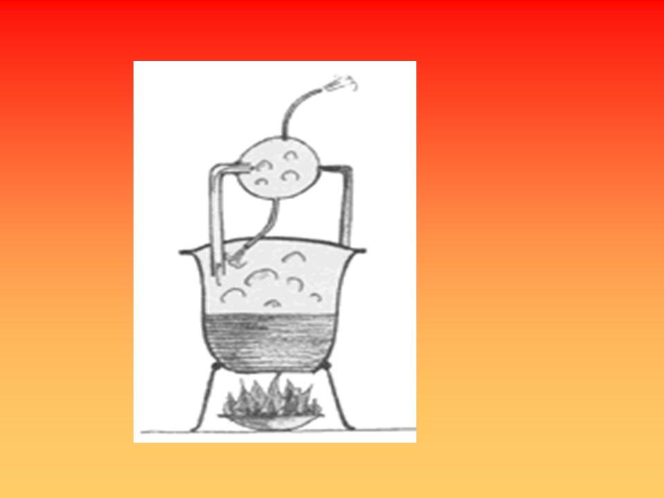 Τι είναι και πώς χρησιμοποιείται ο ατμοστρόβιλος του Ήρωνα Ο ατμοστρόβιλος του Ήρωνα είναι μία συσκευή γυάλινη.