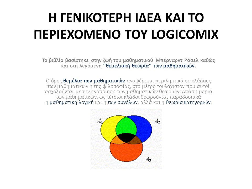 ΘΕΜΕΛΙΑ ΤΩΝ ΜΑΘΗΜΑΤΙΚΩΝ ΘΕΩΡΙΑ ΤΩΝ ΣΥΝΟΛΩΝ Στα μαθηματικά, θεωρία συνόλων ή συνολοθεωρία είναι η θεωρία που μελετά τα σύνολα, σε αντίθεση με τις υπόλοιπες μαθηματικές θεωρίες που εξετάζουν δομές, δηλαδή σύνολα εφοδιασμένα με συναρτήσεις και σχέσεις (π.χ.