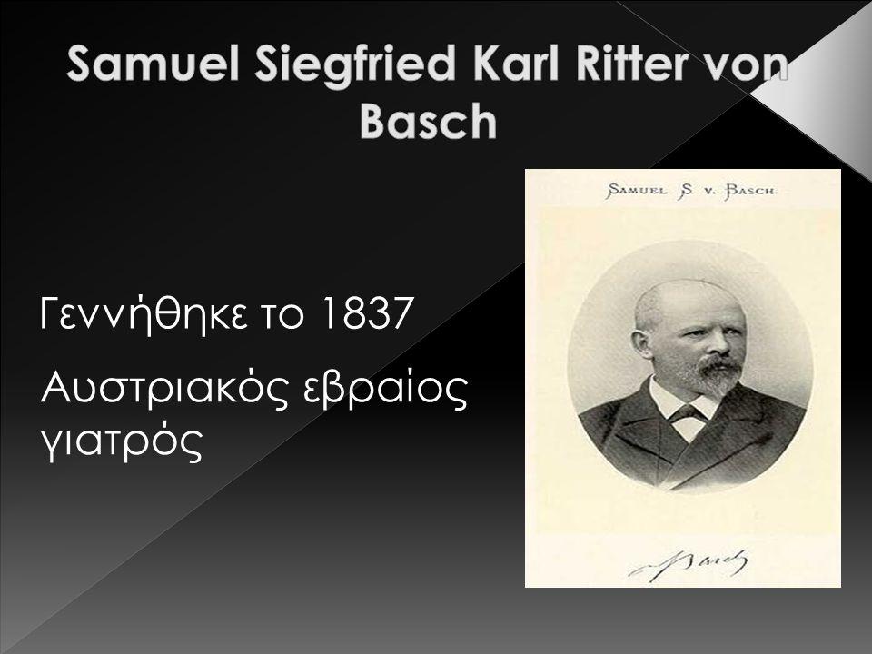 Γεννήθηκε το 1837 Αυστριακός εβραίος γιατρός