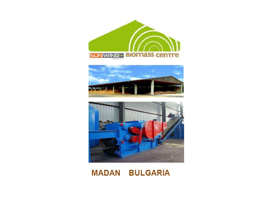MADAN BULGARIA