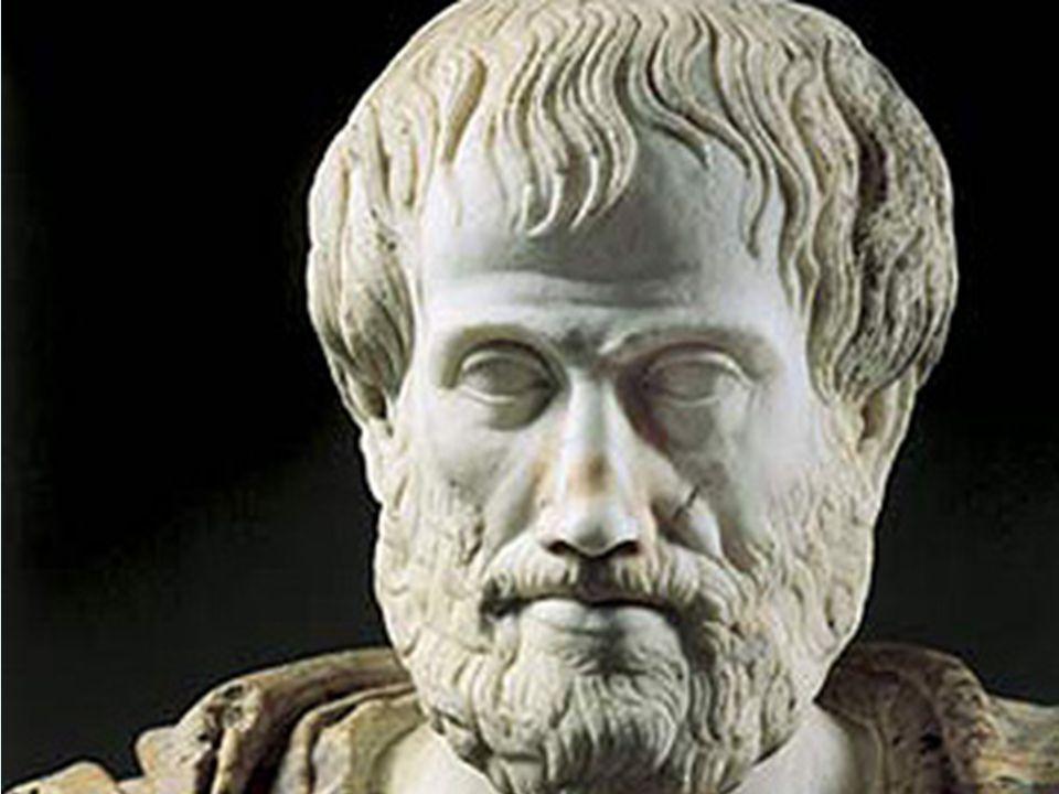Αριστοτέλης (384 – 322 π.Χ.) ∞ Η Γη βρίσκεται στο κέντρο ακίνητη ∞ Ασκεί τέτοιες βαρυτικές δυνάμεις που κρατά το σύμπαν σε συνοχή ∞ Ειχε υπολογίσει το