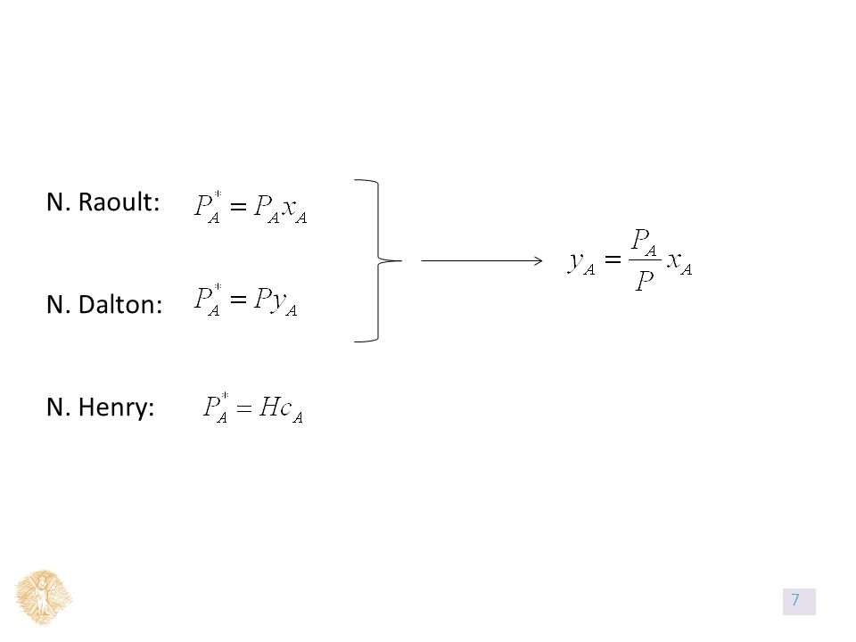 Συντελεστής Διάχυσης Αέρια (χαμηλή πίεση) Αέρια (υψηλή πίεση) Υγρά Στερεά Εξαρτάται από P, T, σύσταση Μειώνεται: αέρια υγρά στερεά 18