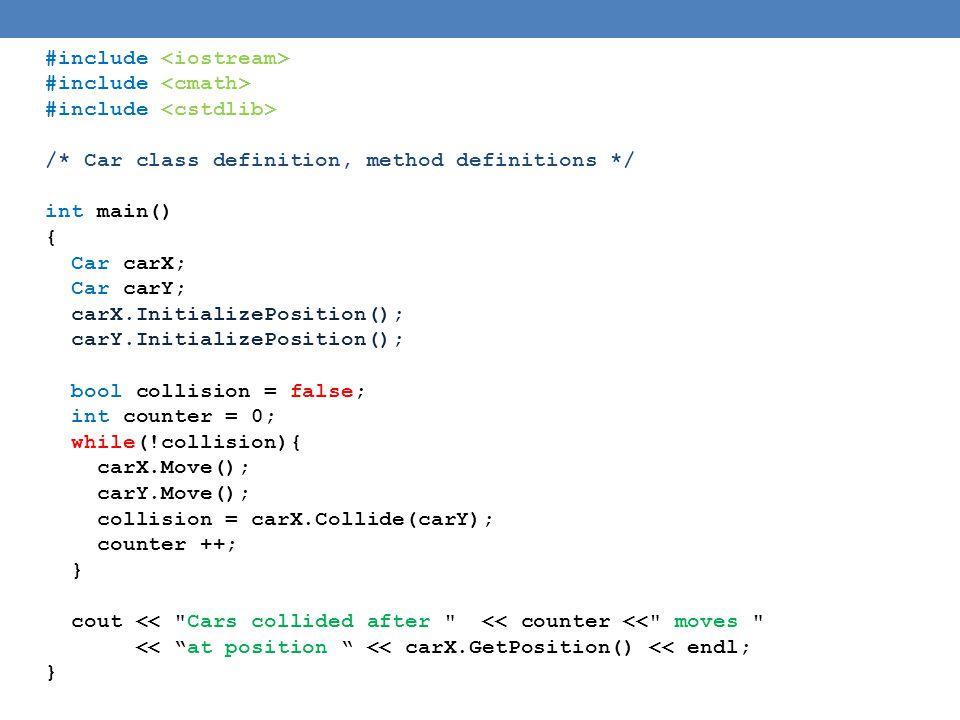 class Complex { private: double re, im; public: double GetRe(); double GetIm(); void Set(double, double); Complex operator + (Complex) int operator == (Complex) }; Complex operator + (Complex other) { double resultRe = re + other.GetReal(); double resultIm = re + other.GetIm(); Complex result; result.Set(resultRe, resultIm); return result; } int operator == (Complex other) { return (re == other.GetReal()) && (im == other.GetIm()); } Ένας διμερής τελεστής καλείται ως μια μέθοδος ενός αντικειμένου που παίρνει ως όρισμα το άλλο αντικείμενο