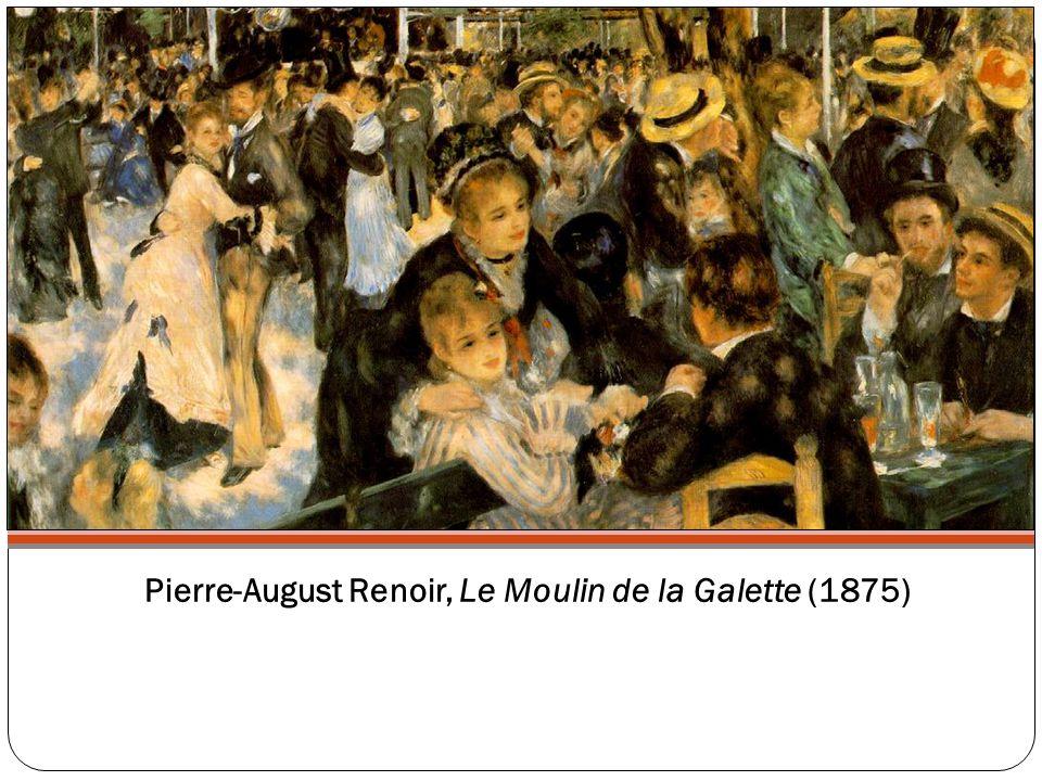 Pierre-August Renoir, Le Moulin de la Galette (1875)