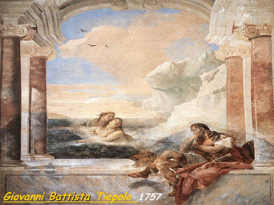 Battista Giovanni Battista Tiepolo Battista Giovanni Battista Tiepolo 1757