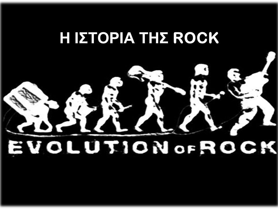 Rock Μουσική Ο όρος ροκ στη μουσική, χρησιμοποιείται για να περιγράψει τα είδη που προέκυψαν από την εξέλιξη του είδους του rock and roll.