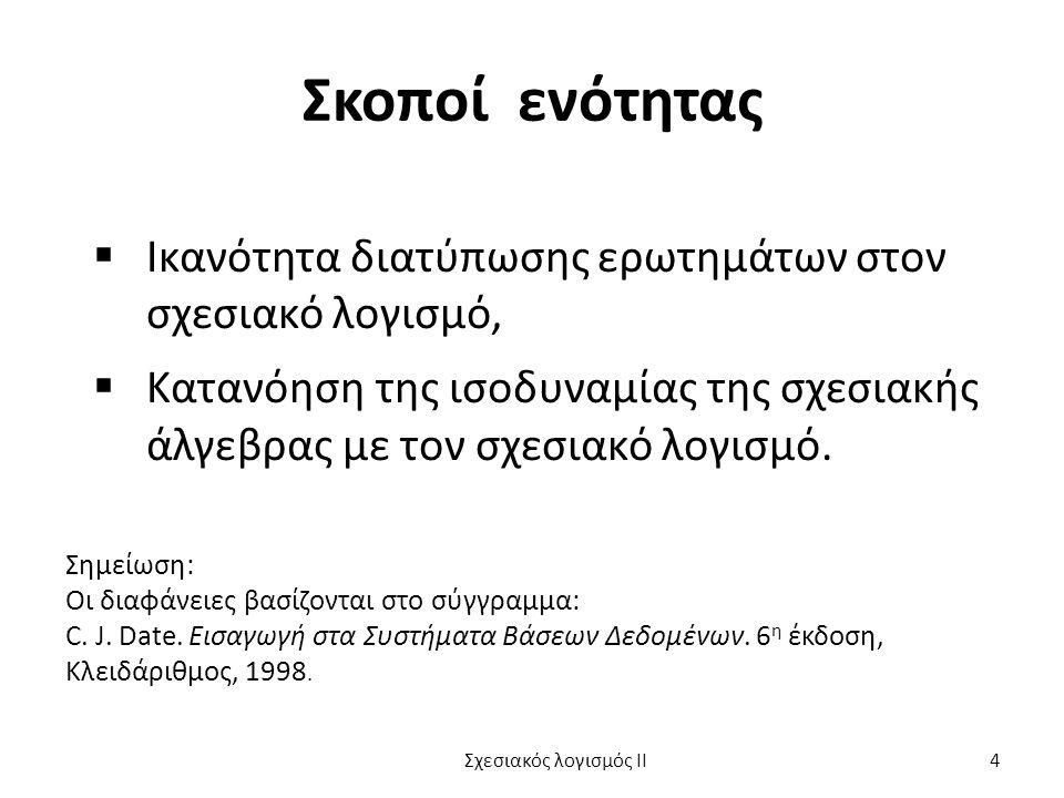 Παραδείγματα (2 από 3) 3.
