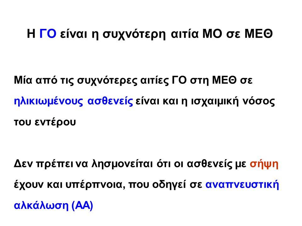 Ο ρόλος του ήπατος στη ΓΟ είναι αξιοσημείωτος (μεταβολίζει μέχρι 100 mmol γαλακτικών/ώρα ή και περισσότερο) Kierdorf et al, Kidney Int 1999; 72(Suppl): S32-S36 McCLean & Hayslett, Kidney Int 1980; 17: 595-606 Ωστόσο η ολική διακοπή της κάθαρσης των γαλακτικών από το ήπαρ δεν οδηγεί πάντοτε σε ΓΟ, διότι οι εξωηπατικοί ιστοί μπορούν και αντιρροπούν την απώλεια αυτή