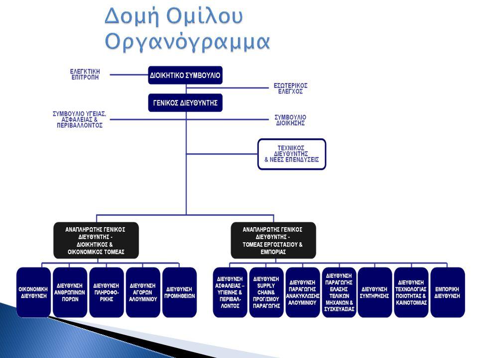Το διοικητικό συμβούλιο είναι μια ελεγκτική επιτροπή, η οποία σε συνεργασία με τον γενικό διευθυντή, ασκεί έλεγχο στην εταιρία.