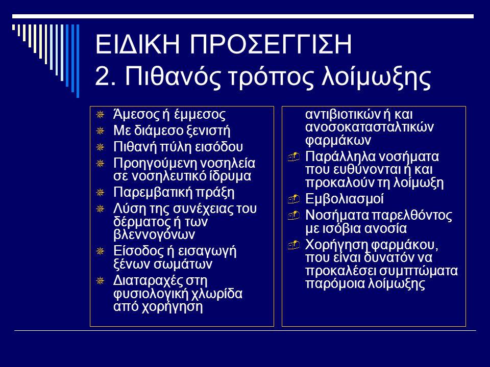 ΕΙΔΙΚΗ ΠΡΟΣΕΓΓΙΣΗ 3.