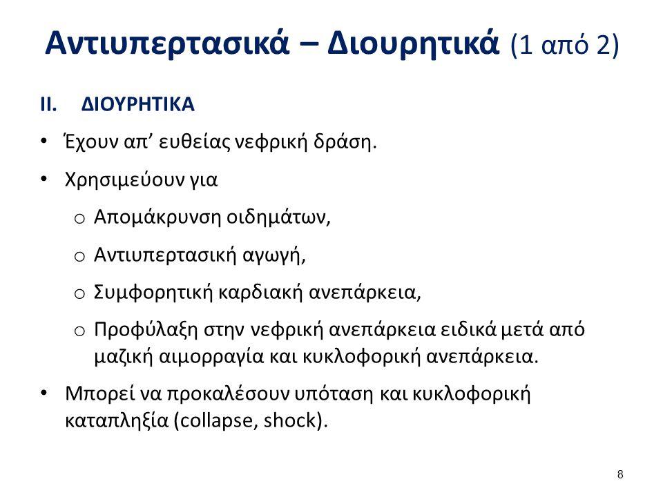 Αντιπηκτικά φάρμακα (5 από 5) Η έναρξη της δράσης της ηπαρίνης είναι άμεση.