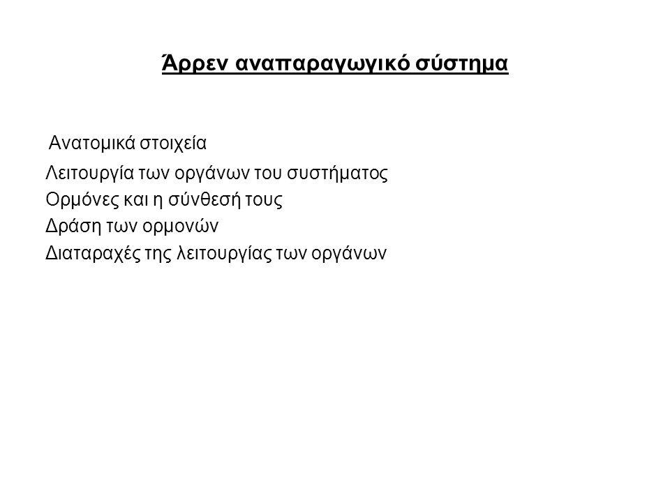 Παθολογικά σπερματοζωάρια (φυσιολογικό το δεξιά )