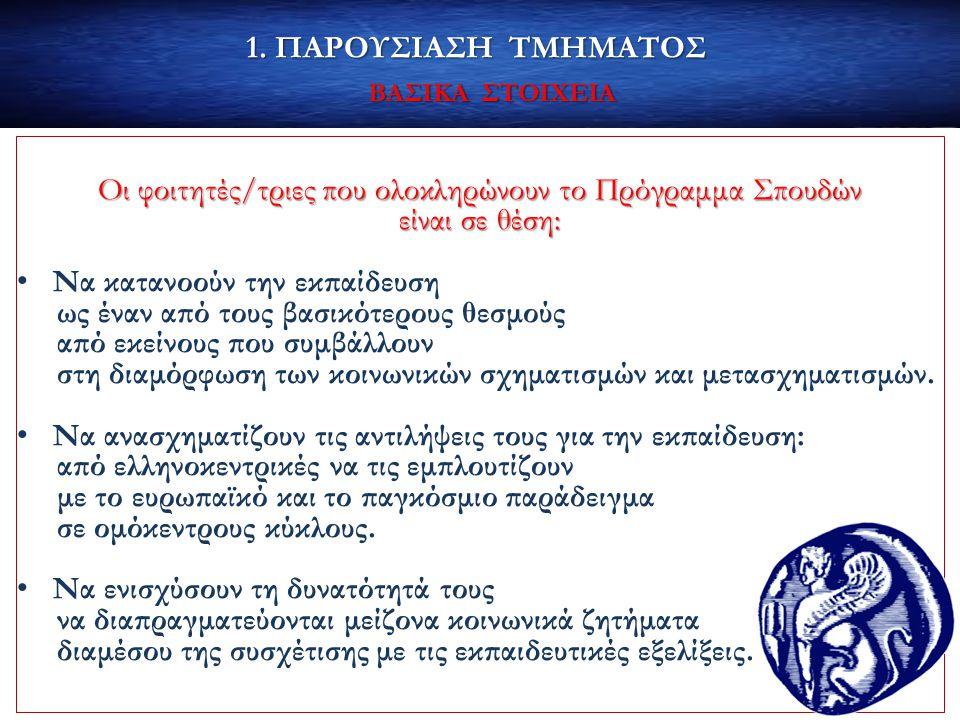 5. ΕΡΕΥΝΗΤΙΚΟ ΕΡΓΟ