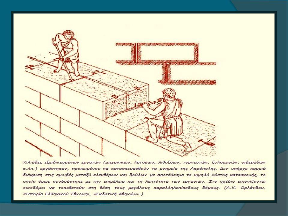 Η ΜΕΤΑΧΕΙΡΙΣΗ ΤΩΝ ΔΟΥΛΩΝ  Οι δούλοι της κλασικής εποχής καθημερινά τιμωρούνταν για τις αταξίες τους,αλλά και επιβραβευόταν η καλή τους συμπεριφορά.