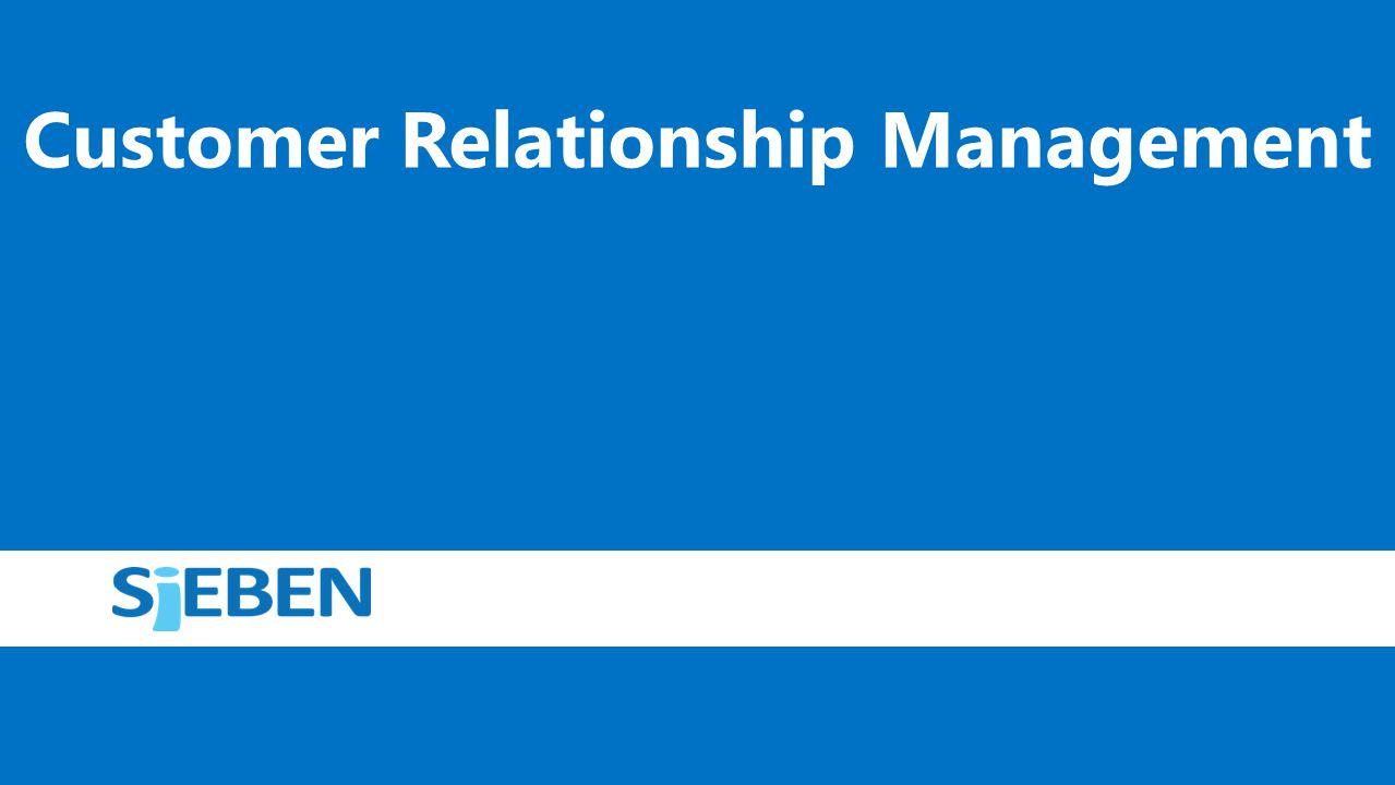 CRM: Sales Collaboration & Productivity