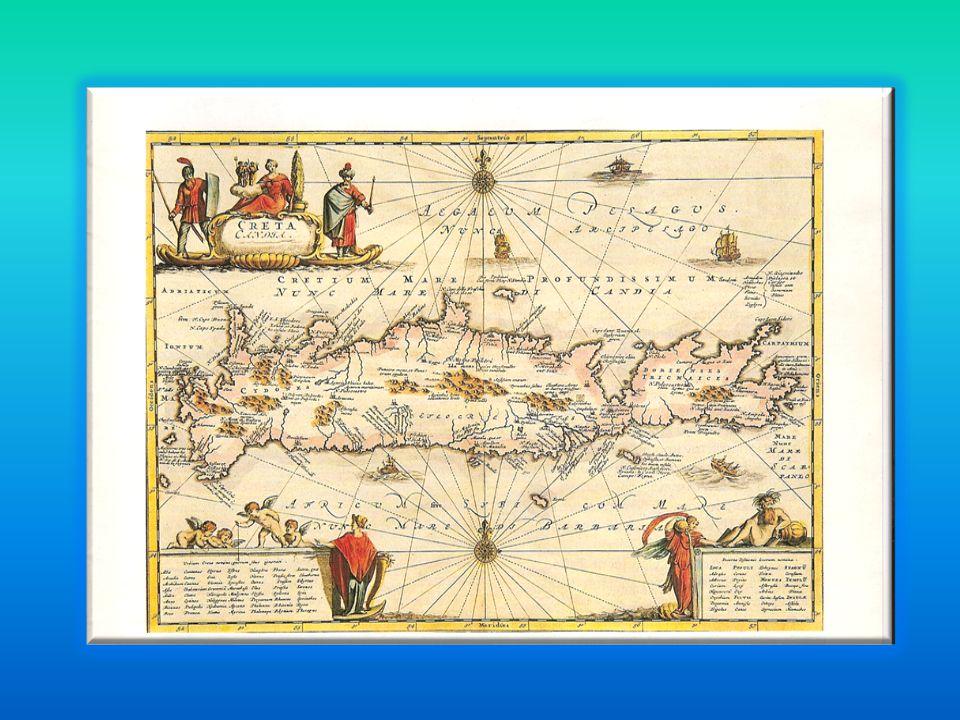 Στις 12 Αυγούστου 1204 ο αρχηγός των σταυροφόρων υπογράφει με τους Βενετούς μία συνθήκη που γίνεται γνωστή ως «Εκχώρηση της Κρήτης».