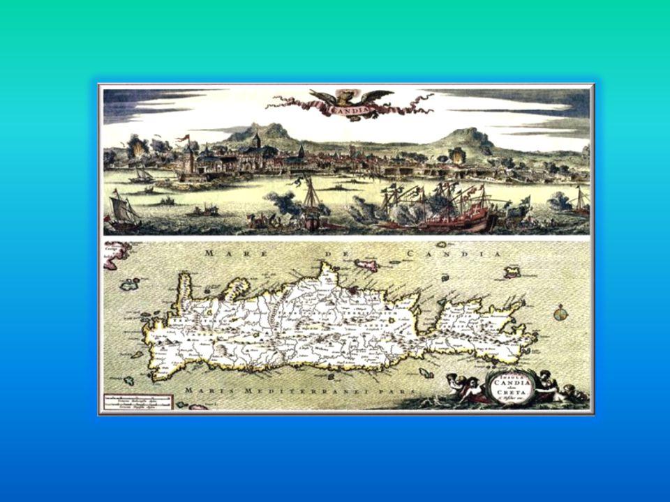 Η πρώτη εκστρατεία των Βενετών για την κατάληψη της Κρήτης, το 1207 αποτυγχάνει, αλλά τον επόμενο χρόνο μια νέα και καλύτερα οργανωμένη εκστρατευτική δύναμη αποβιβάζεται στο νησί και πετυχαίνει την κατάληψη του.