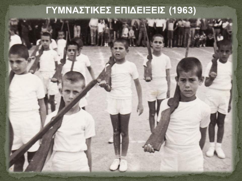 ΓΥΜΝΑΣΤΙΚΕΣ ΕΠΙΔΕΙΞΕΙΣ (1963)