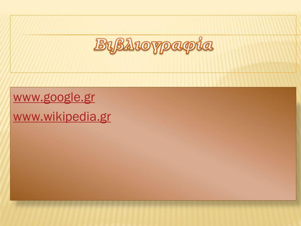 www.google.gr www.wikipedia.gr