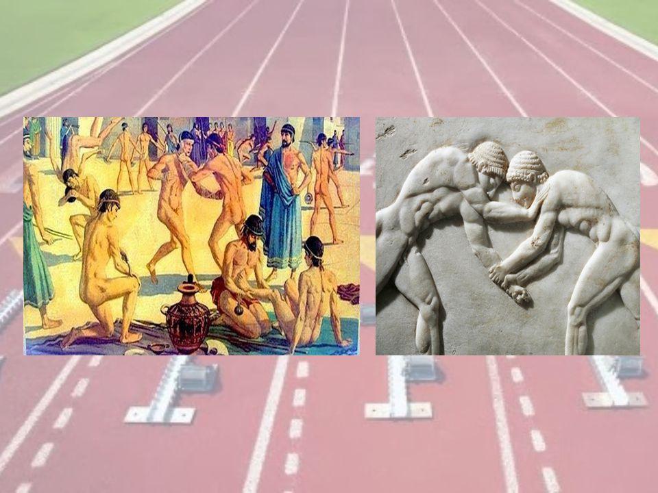 Οι Ολυμπιακοί αγώνες στην αρχαιότητα Οι Ολυμπιακοί ήταν οι αρχαιότεροι και σημαντικότεροι από όλους τους ελληνικούς αγώνες και η σπουδαιότερη θρησκευτική γιορτή προς τιμήν του Ολύμπιου Δία, του πατέρα των θεών.