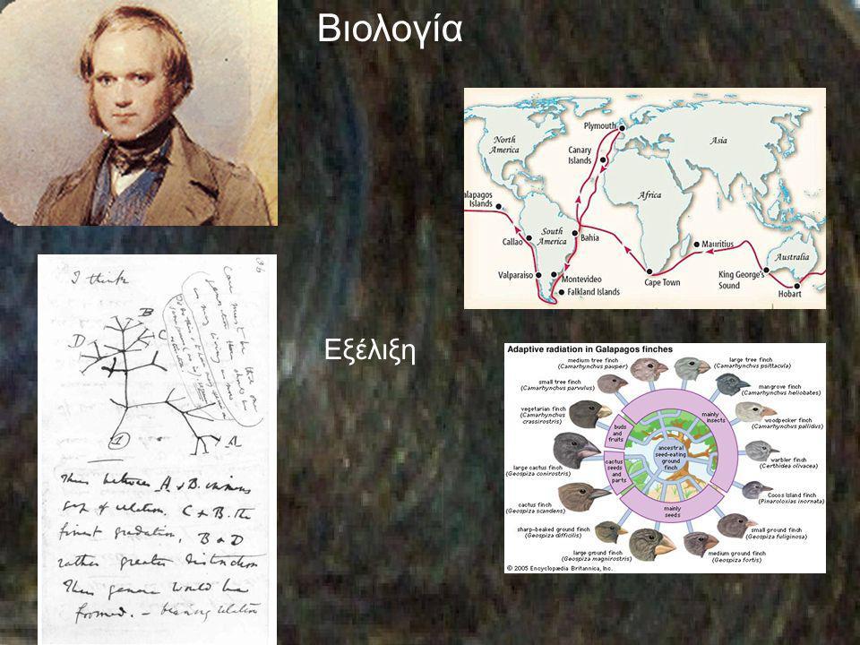 Βιολογία Εξέλιξη