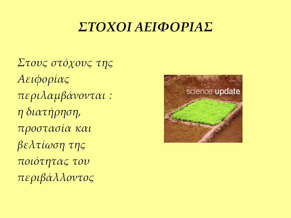 Οικολογίας και Περιβάλλοντος, Ζάκυνθος (4ο ΠΕΔΙΟ).
