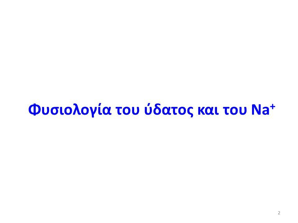 122 Το κέντρο της δίψας διεγείρεται από όλα τα παρακάτω, εκτός από (ένα λάθος): α) Τους ωσμωυποδοχείς του υποθαλάμου; β) Τους περιφερικούς χημειοϋποδοχείς; γ) Τους τασεοϋποδοχείς; δ) Το ξηρό στόμα; ε) Την αγγειοτενσίνη-ΙΙ; Πρόβλημα 8