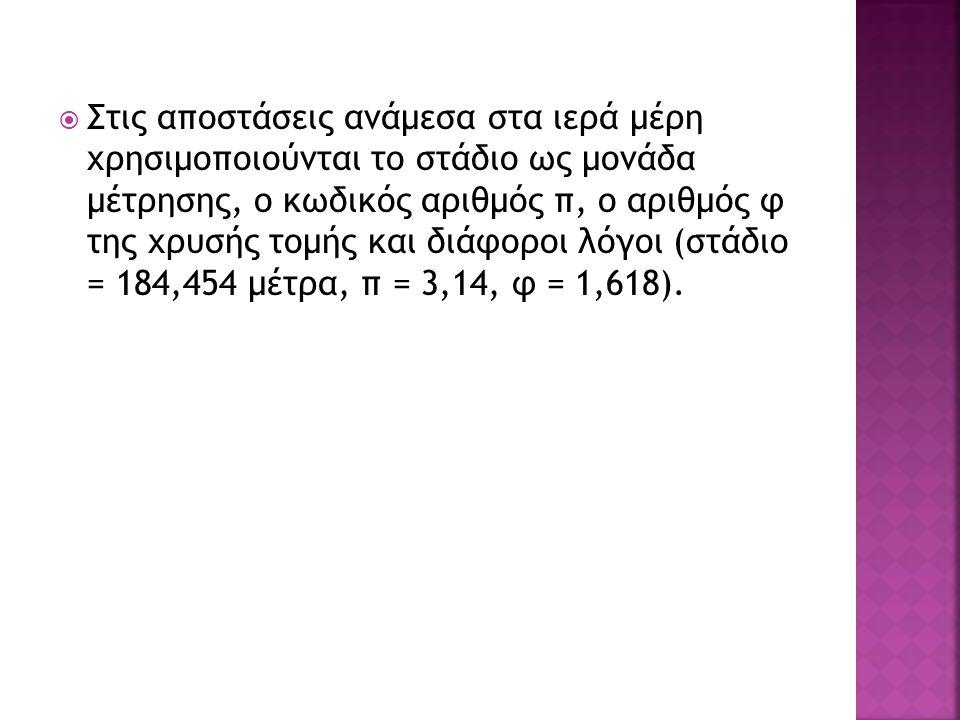  Ο Στράβων, αναφέρει: