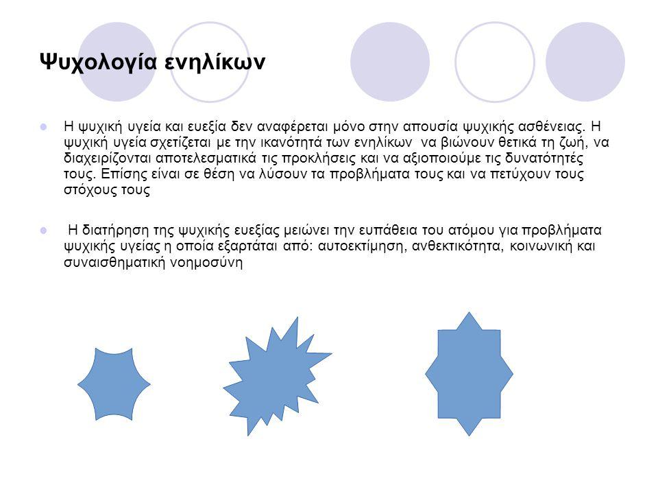 Πηγές gerasimos-politis.blogspot.gr www.echodiastasi.gr diodos.info www.beautyview.gr http://womansites-roula.blogspot.gr www.infokids.gr http://www.hfcbeatbullying.info