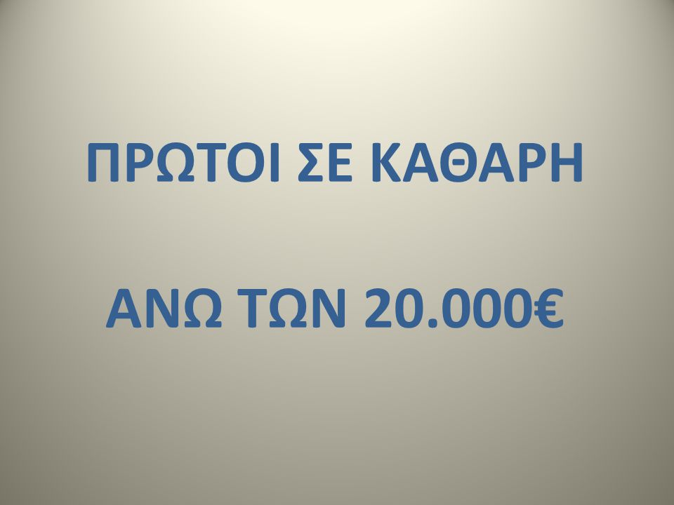 2 η ΑΣΦΑΛ. ΣΥΜΒΟΥΛΟΣ AΠΟ ΤΟ ΓΡΑΦΕΙΟ ΤΗΣ κας Γ. ΤΟΣΟΥΝΙΔΟΥ ΑΘΑΝΑΣΙΑ ΔΗΜΗΤΡΟΥΛΑ 31.500€