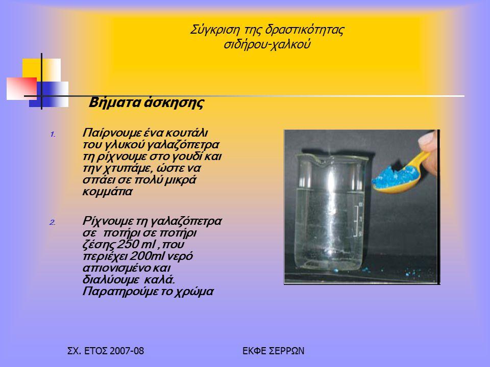 ΣΧ. ΕΤΟΣ 2007-08ΕΚΦΕ ΣΕΡΡΩΝ 1.