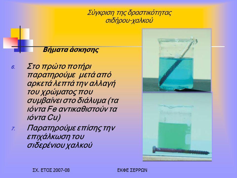 ΣΧ. ΕΤΟΣ 2007-08ΕΚΦΕ ΣΕΡΡΩΝ 6.