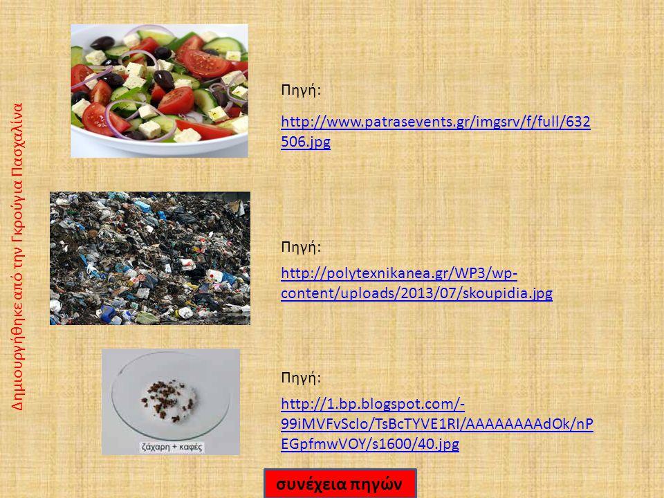 http://polytexnikanea.gr/WP3/wp- content/uploads/2013/07/skoupidia.jpg http://1.bp.blogspot.com/- 99iMVFvSclo/TsBcTYVE1RI/AAAAAAAAdOk/nP EGpfmwVOY/s1600/40.jpg Δημιουργήθηκε από την Γκρούγια Πασχαλίνα συνέχεια πηγών Πηγή: http://www.patrasevents.gr/imgsrv/f/full/632 506.jpg