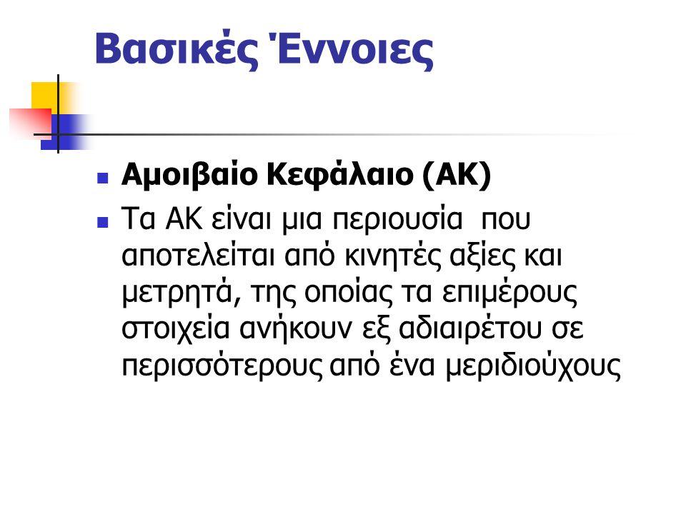 Αμοιβαία Κεφάλαια Εσωτερικού επενδύουν τουλάχιστον 65% του καθαρού ενεργητικού τους σε διάφορα χρηματοοικονομικά προϊόντα που εκδίδονται από εκδότη που έχει την καταστατική του έδρα στην Ελλάδα.