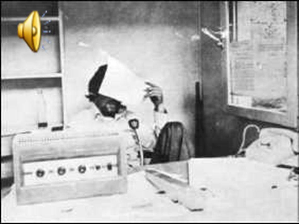 Ο ραδιοφωνικός σταθμός της εξέγερσης