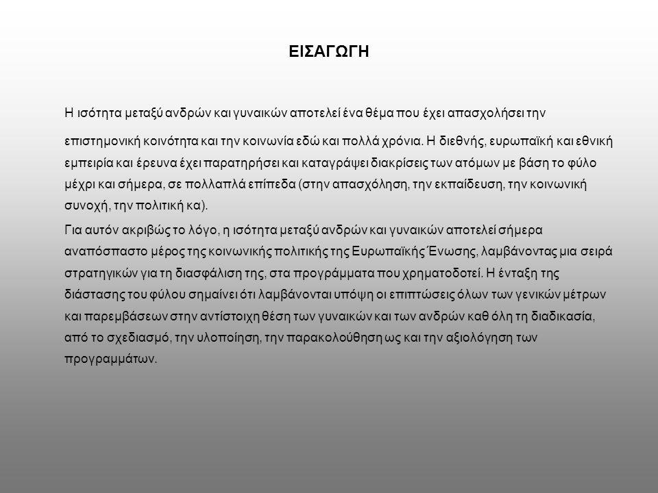 ΒΙΒΛΙΟΓΡΑΦΙΑ ΒΙΒΛΙΑ Bacchi, C.L.(1996).