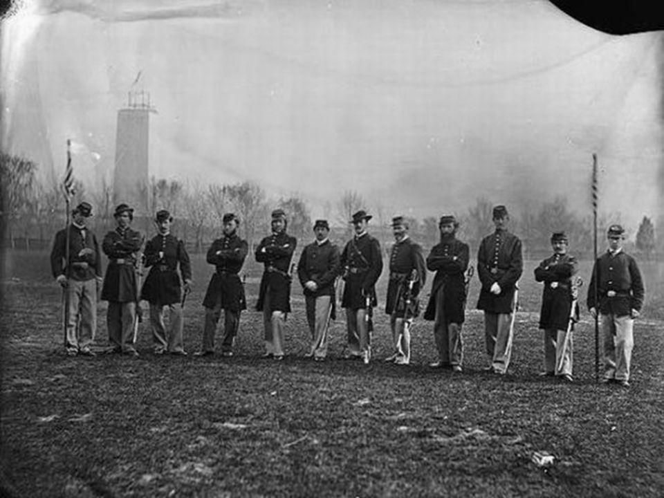  9 Απρ. 1865 : Ο Λίνκολν παραδίδεται στο Γκράντ στο Απομάτοξ.  14 Απρ. 1865 : Δολοφονία του Λίνκολν.