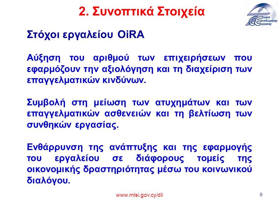 www.mlsi.gov.cy/dli 9 2.