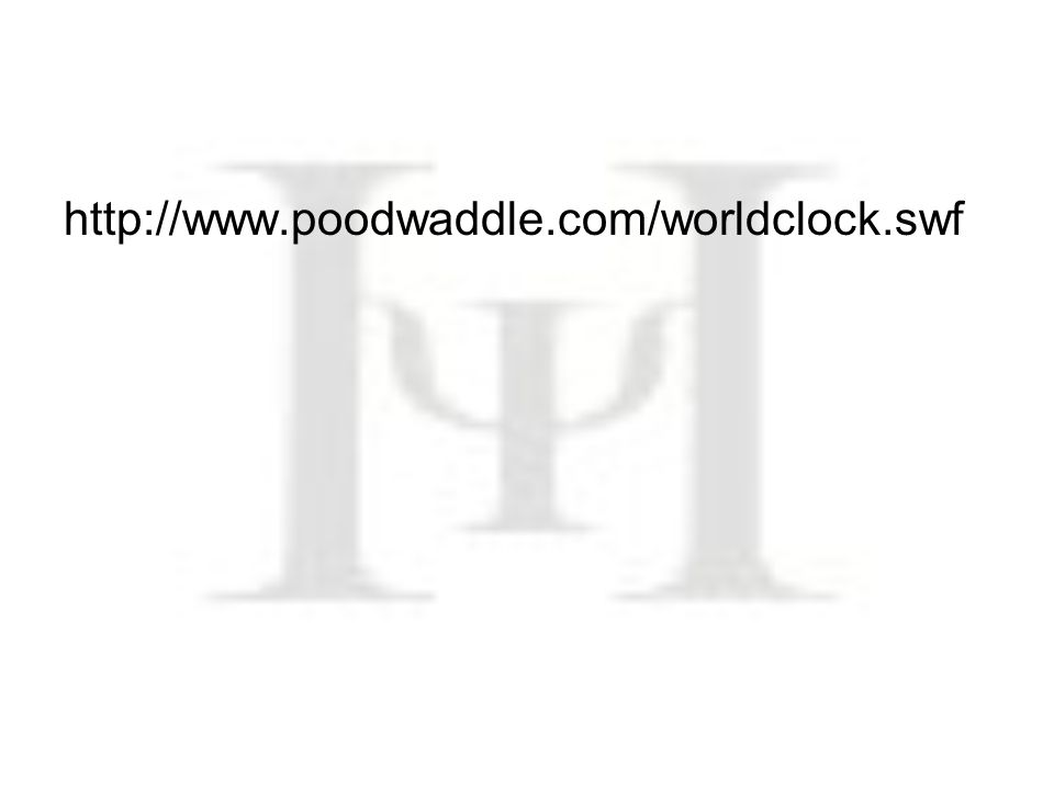 http://www.poodwaddle.com/worldclock.swf